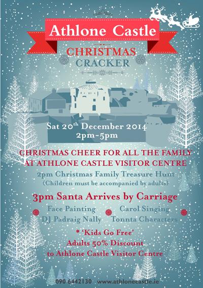 Athlone Castle Christmas Crack