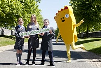 Walk to School Week launched