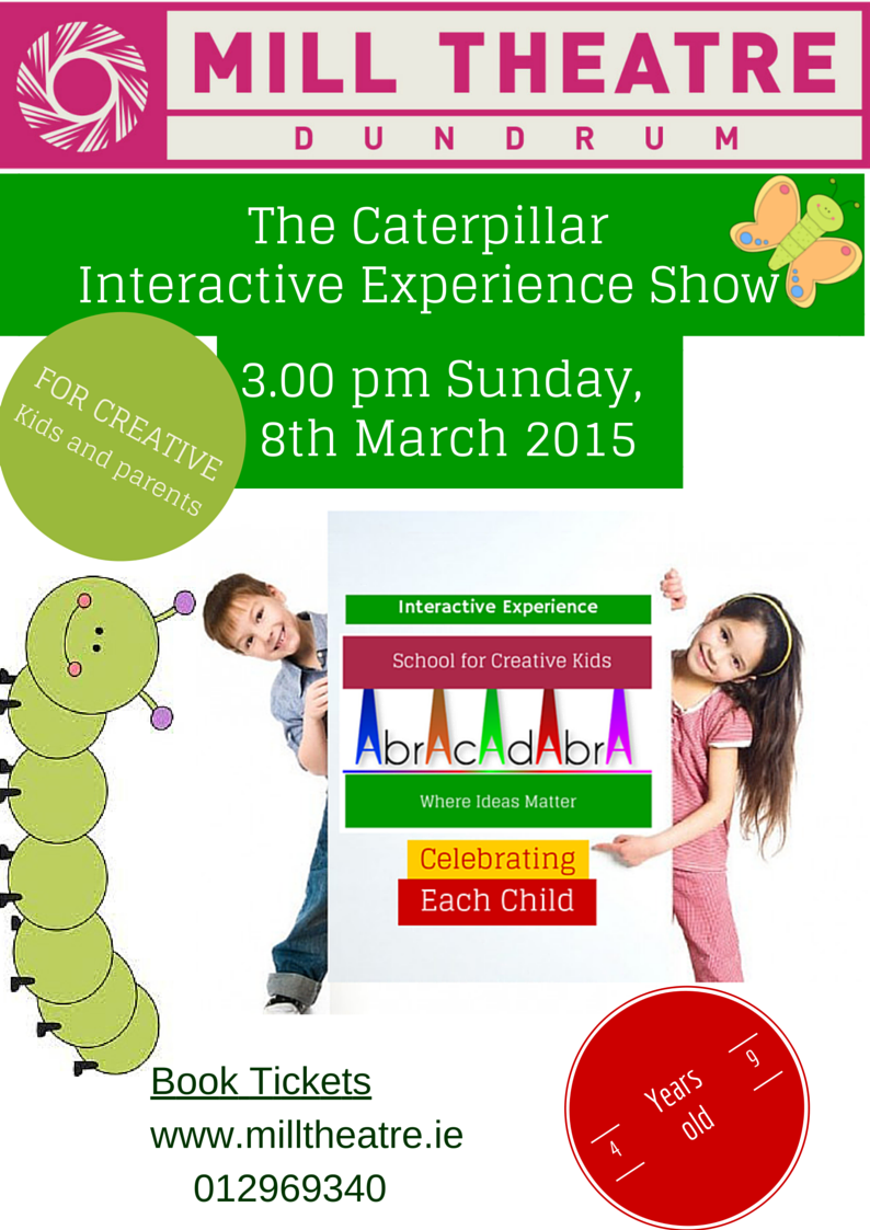 The Caterpillar Interactive Experience Show