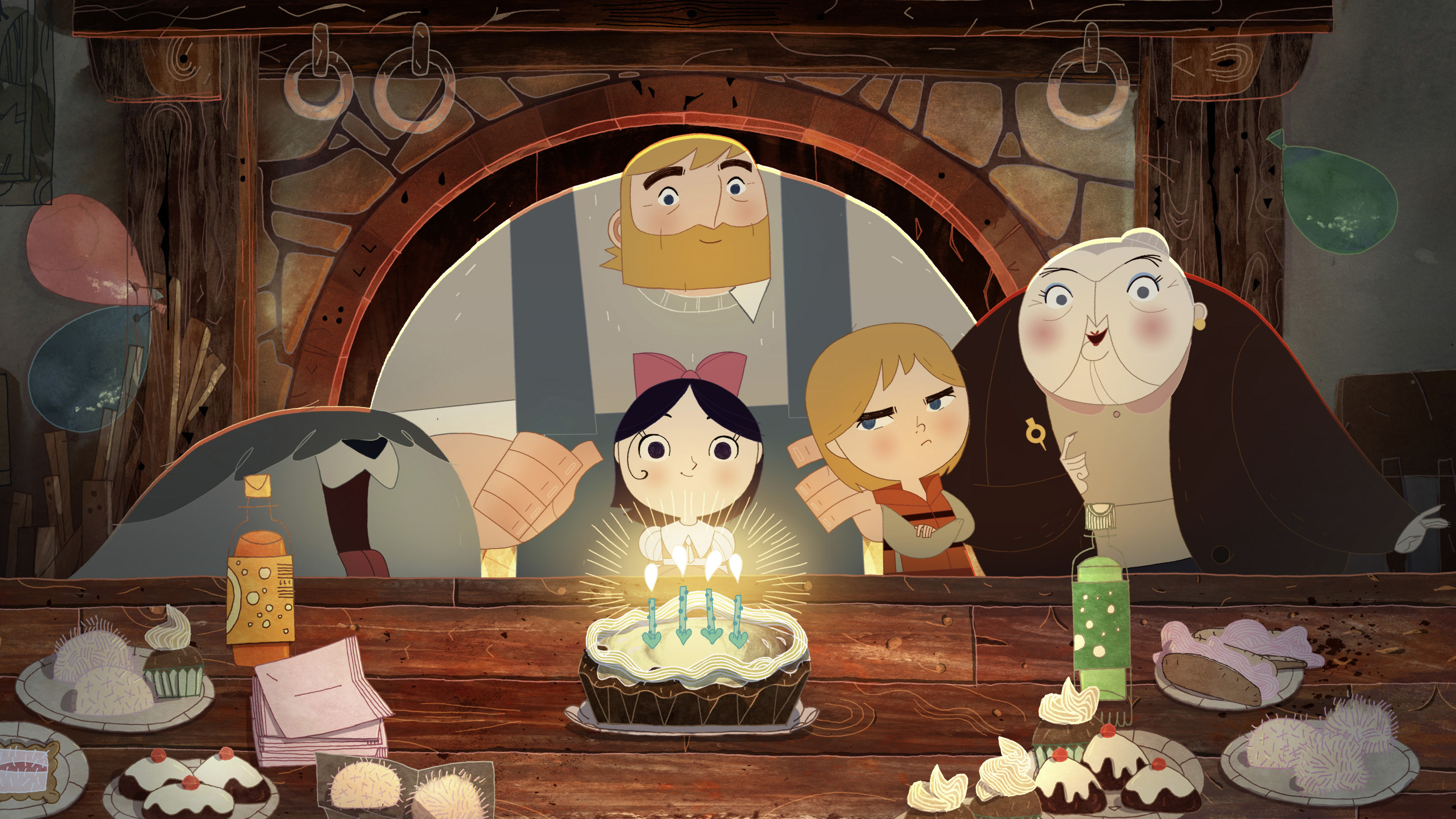 Song of the Sea Motion Picture