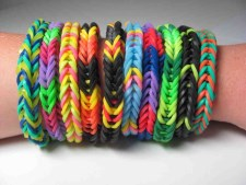 Cheap loom bands may pose cancer risk to kids