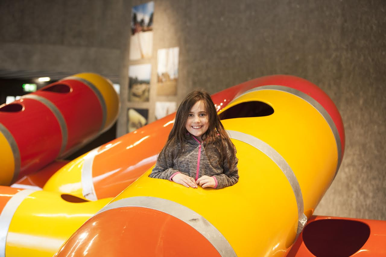 The Playground Project at VISUAL Carlow