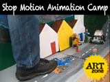 Halloween Stop Motion Animation Camp