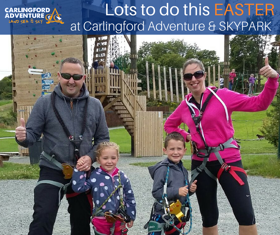 Carlingford Adventure EASTER Camp