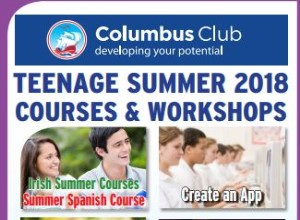 Columbus Club Teen Camps