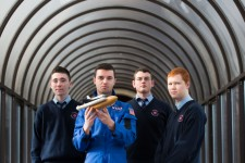 Irish Teenagers to launch Science Experiment in Space