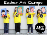 Artzone Art and Crafts Camp