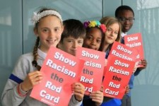 'Show Racism the Red Card' School Awards