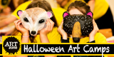 Artzone Halloween Art Camps