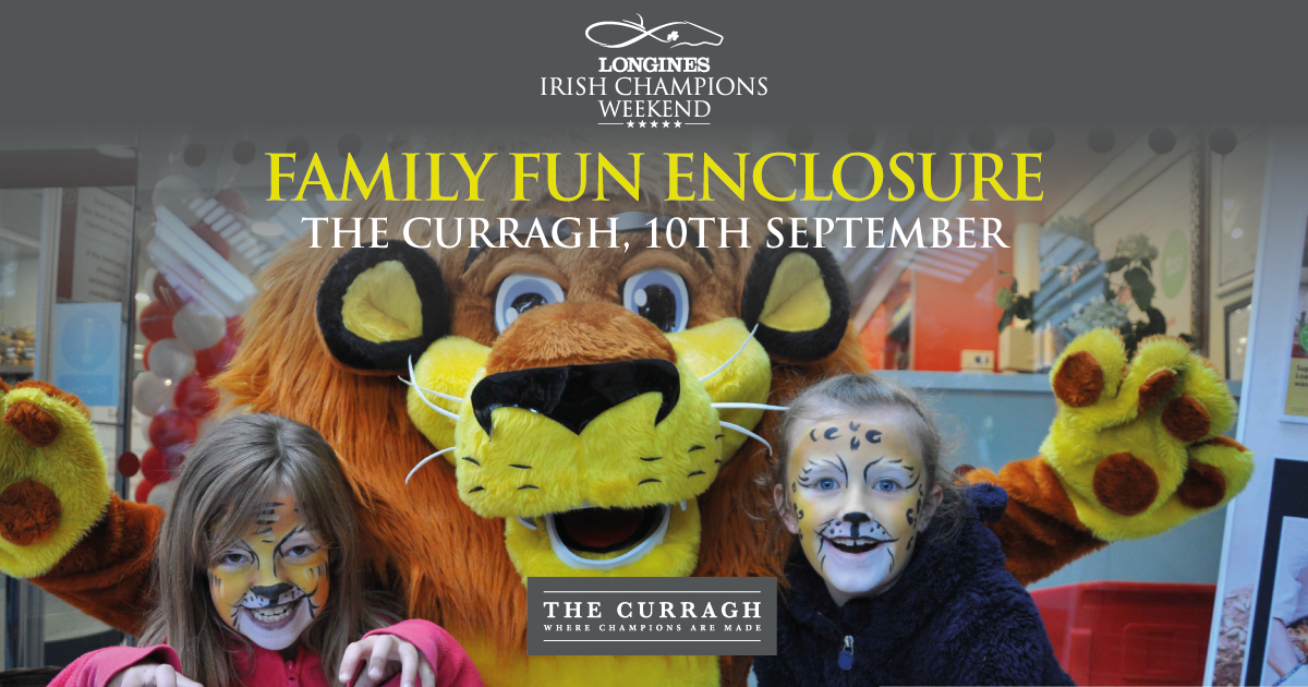 Family Day at the Curragh