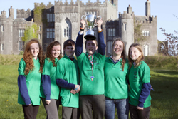 Cork school commended for stellar performance at European rocket science competition