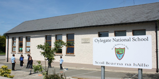 Oylegate National School.