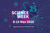 Minister Harris launches Science Week 2020