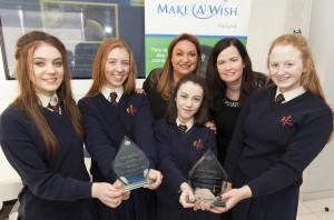 Make A Wish Schools Entrepreneurship Award