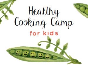 Healthy Cooking Camp for Kids