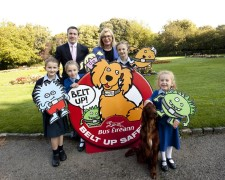 School Transport Safety Campaign launched by Bus Eireann