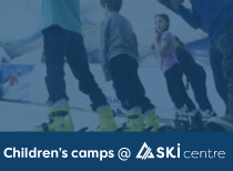 Childrens Camp at Ski Centre
