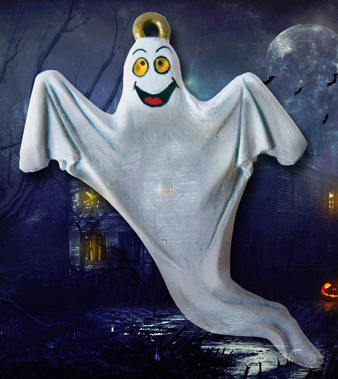 30 Min Halloween Make and Paint