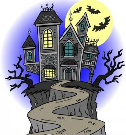 Spooky Story Writing Workshop