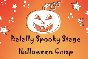 Spooky Stage Halloween Camp
