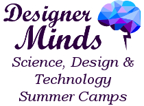 Designer Minds <span style='text-transform:uppercase;'>STEAM</span> Camps
