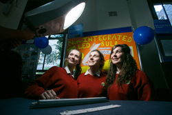 Irish students come first in the world for award winning LED lightbulb