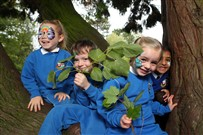 Primary schools get involved in Tetra Pak Tree Day