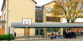 STANHOPE St Primary School