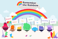 'Remember the Rainbow' to support diversity