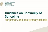 Guidance on Continuity of Schooling
