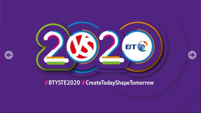 <span style='text-transform:uppercase;'>BT</span> Young Scientist 2020