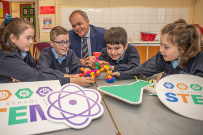 AbbVie's Back to School for STEM Programme launched
