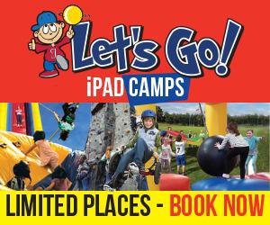 Lets Go iPad and Sports Camp