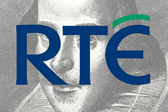 RTE Screening Shakespeare