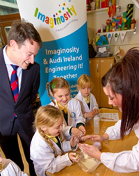 Imaginosity recognised as Discover Science Centre