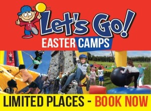 Lets Go Easter Camps