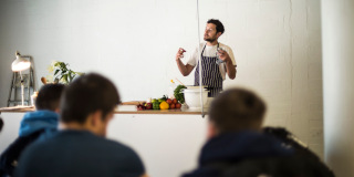 Food Education and Cooking Workshops