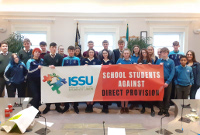 36 Regional Officers elected to ISSU