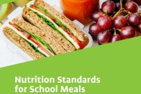 New nutrition standards for school meals