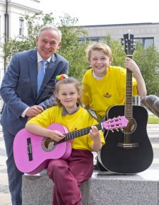 €100,000 Music Education Bursary launched