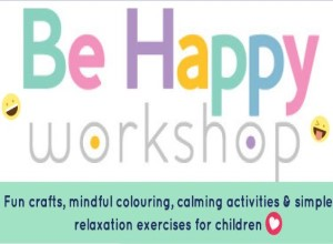 Relax Kids Be Happy Workshop