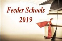 Feeder Schools Lists published for 2019
