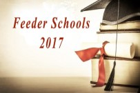 Feeder Schools Lists published for 2017