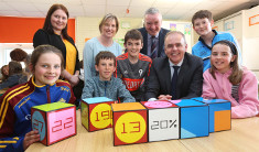 New Irish Language Maths Resource launched